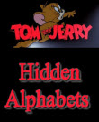 Tom And Jerry Hidden Alphabets