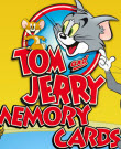 Tom and Jerry Memory Cards